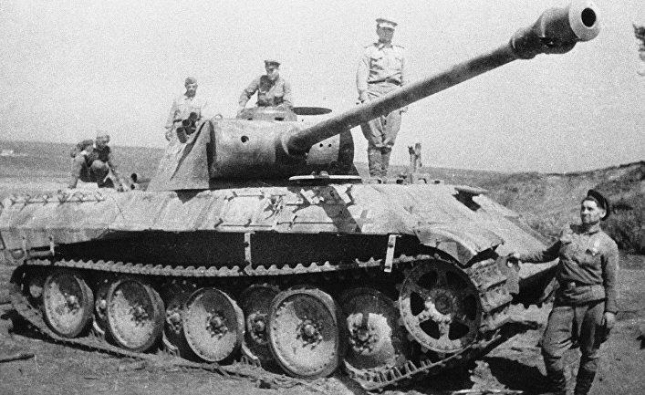 танки третьего рейха
