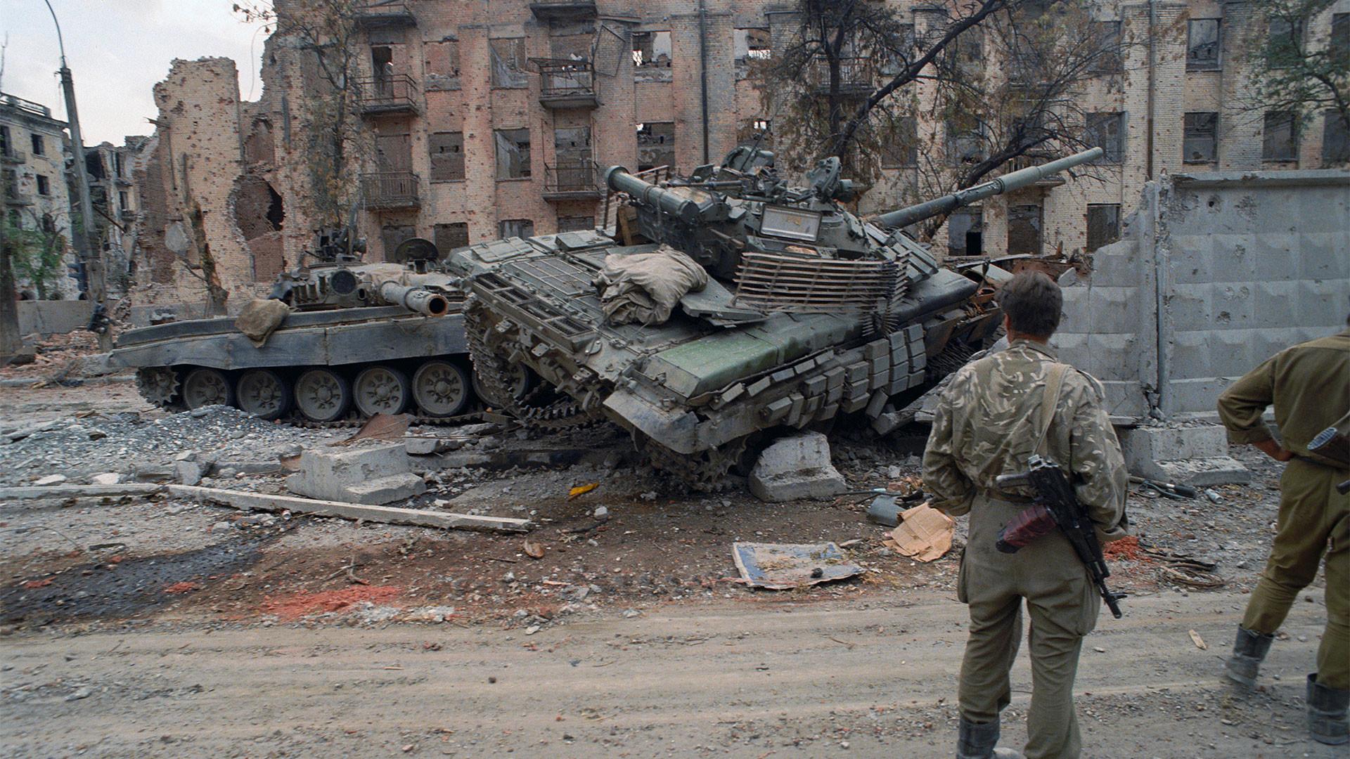 причины чеченского конфликта кратко