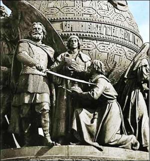 в 1613г на российский престол был избран