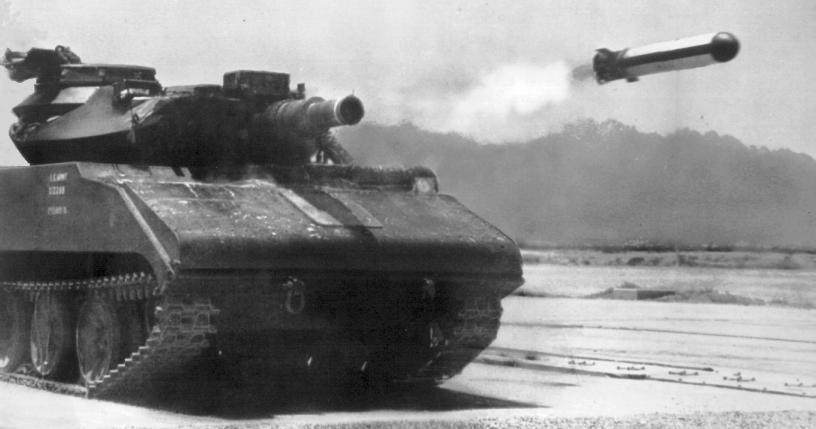 m551 шеридан