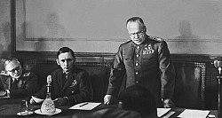 капитуляция германии кратко