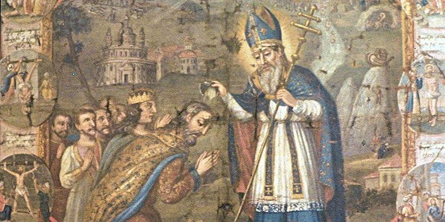 зарождение христианства в римской империи