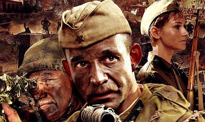 смотреть фильм про снайперов 1941 1945