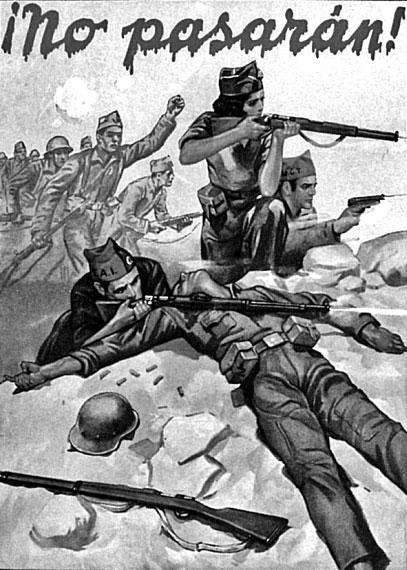 гражданская война в испании дата