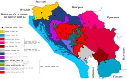 конфликт в косово
