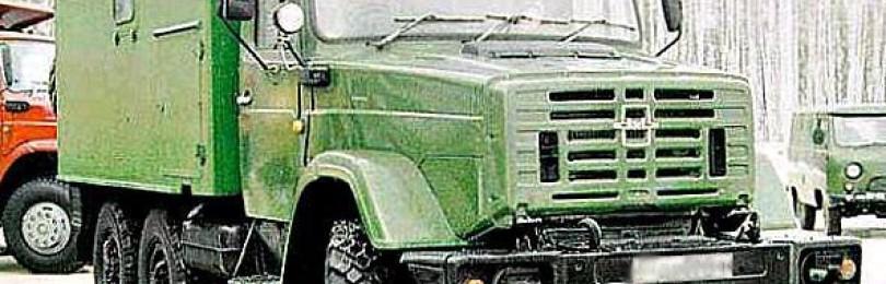 газ 3307 дизель