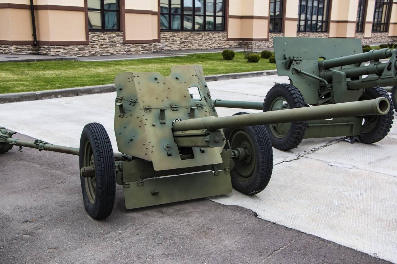 45мм пушка