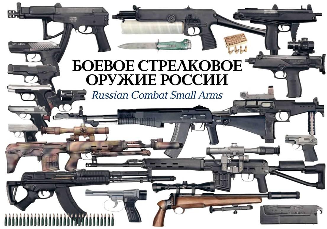 современное оружие мира
