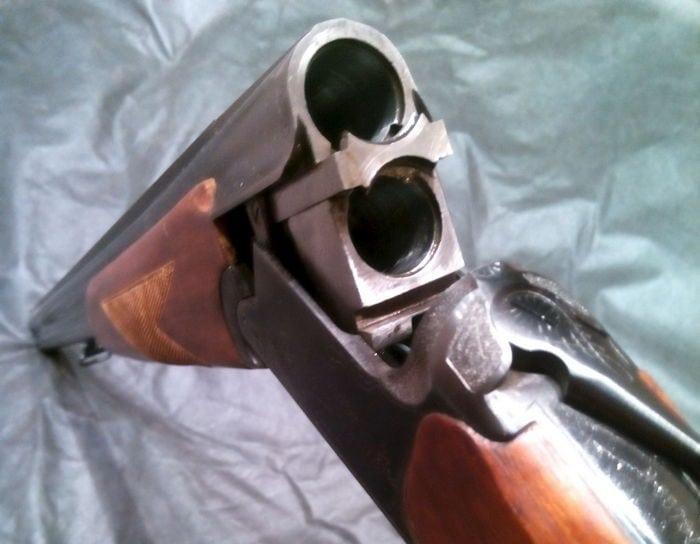 ружье охотничье иж 12