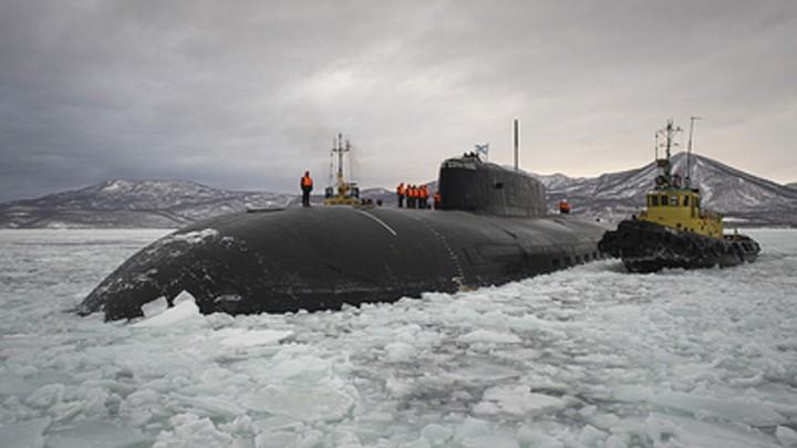 к 219 подводная лодка