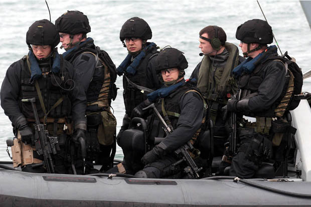 специальные войска вооруженных сил рф