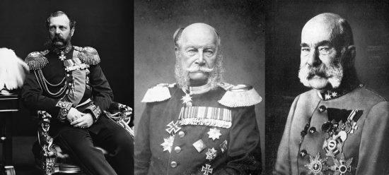 союз трех императоров год
