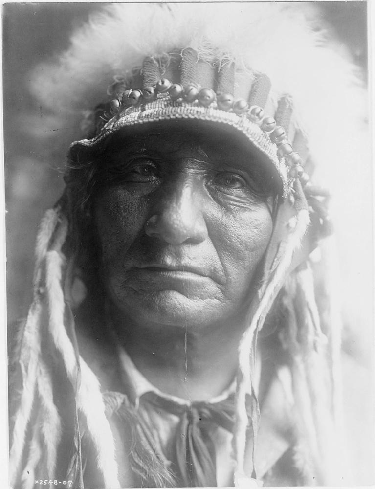 коренные жители америки индейцы