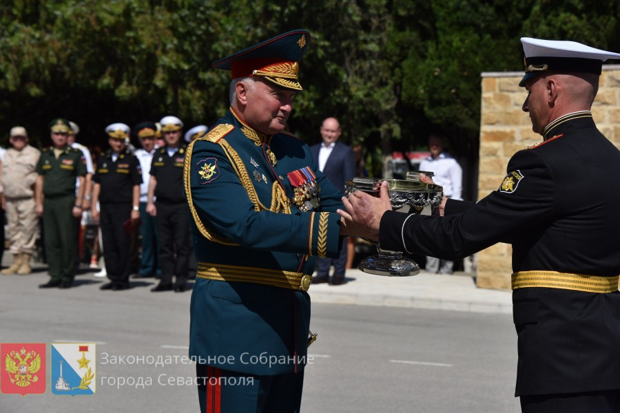 бригада морской пехоты севастополь