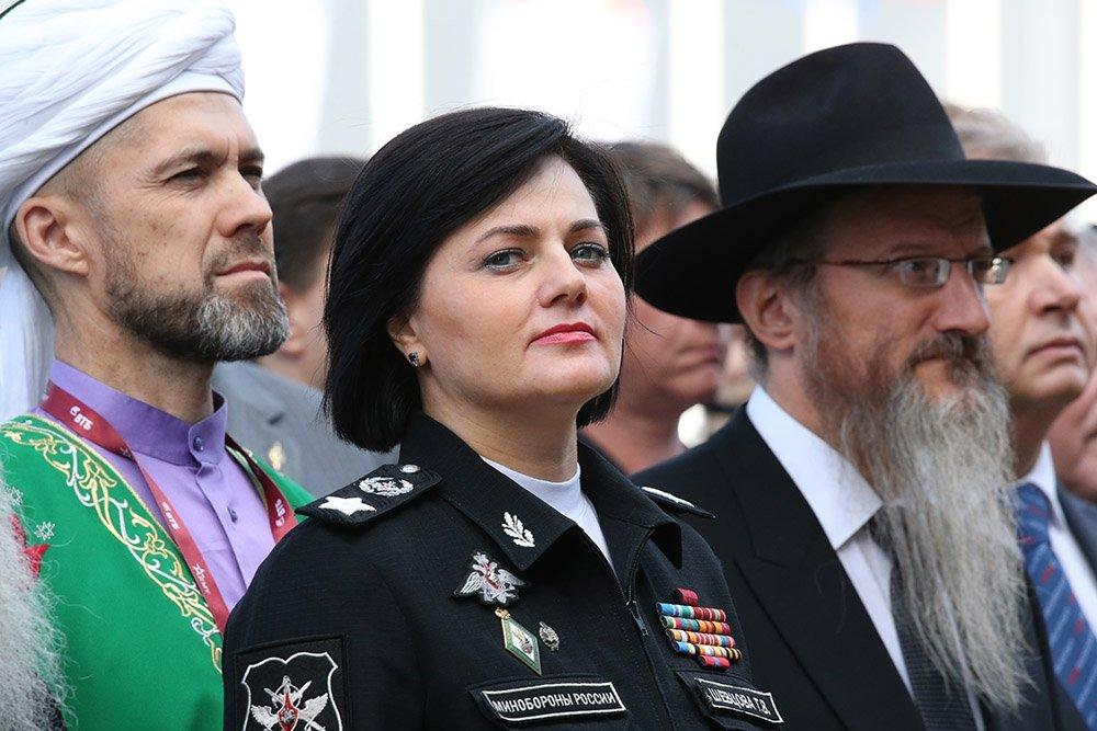 заместитель министра обороны россии