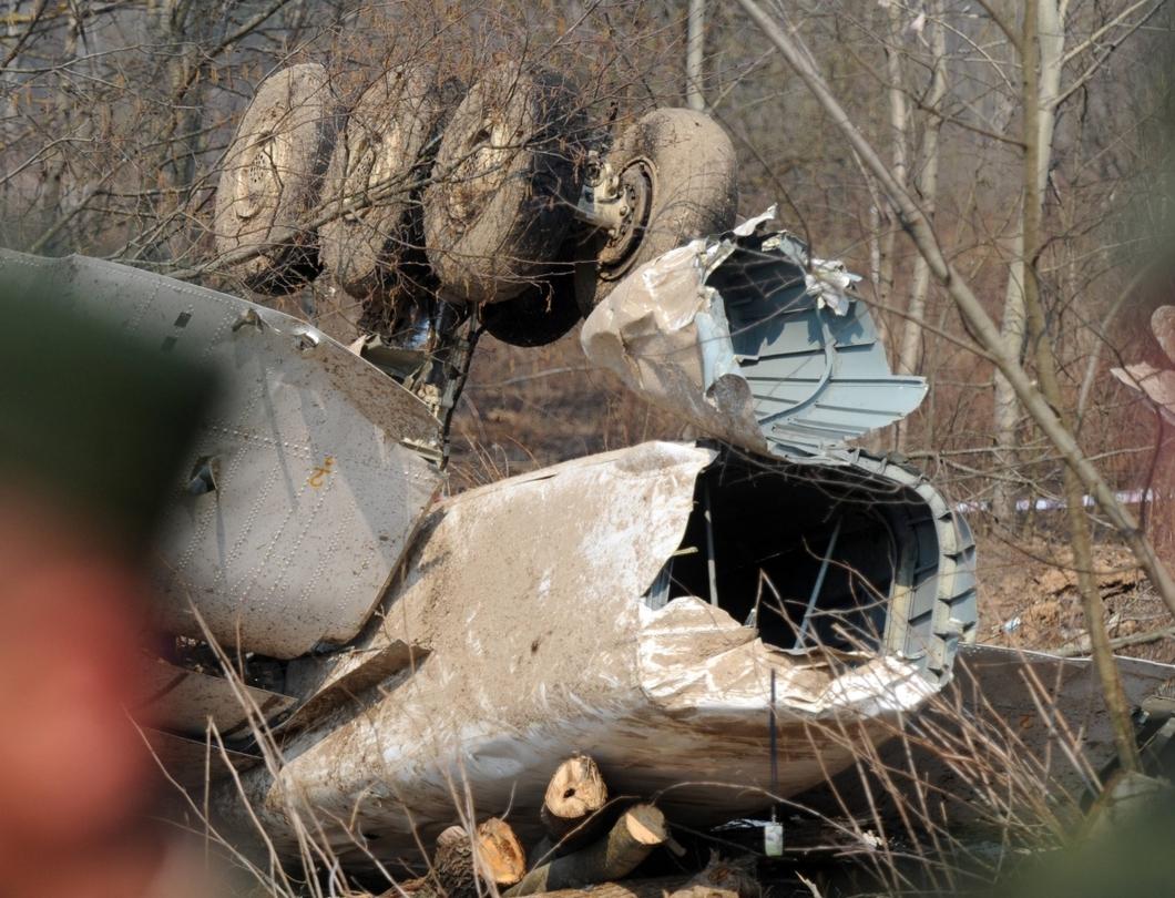 катастрофа польского самолета под смоленском