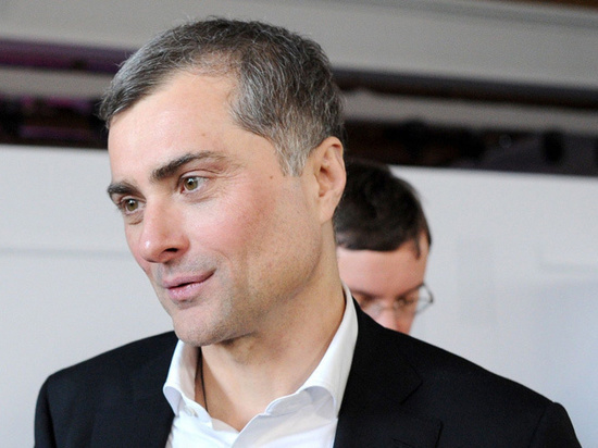 владислав сурков биография национальность