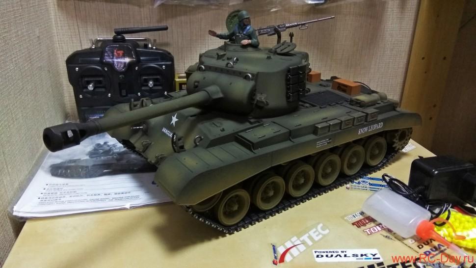 m26 танк
