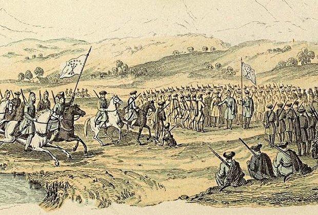 канжальская битва википедия