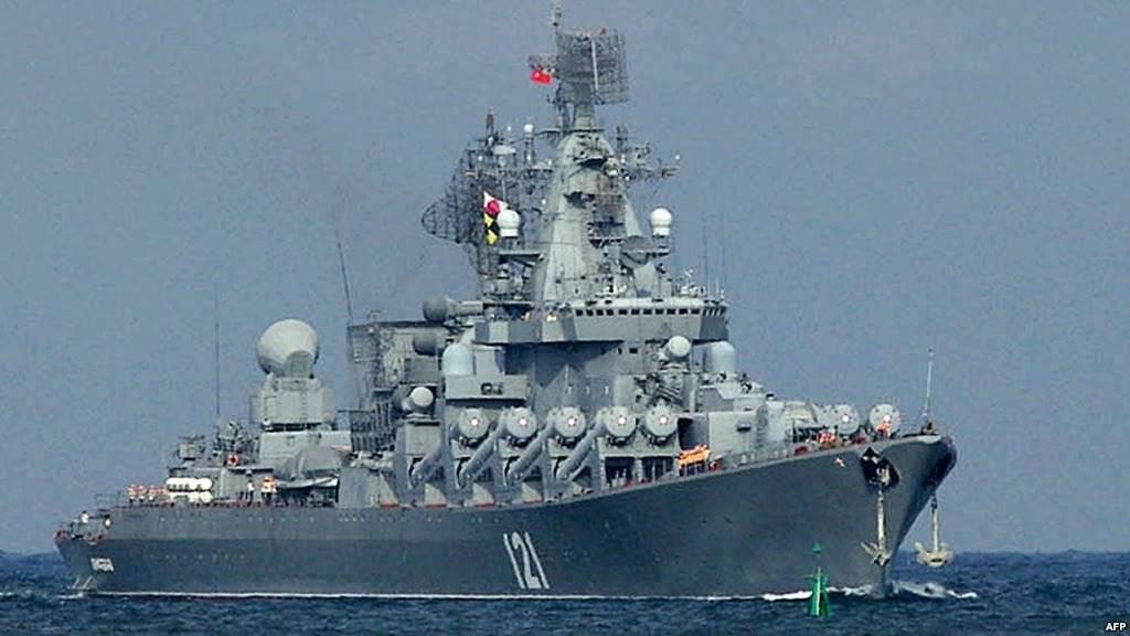 крейсер москва севастополь