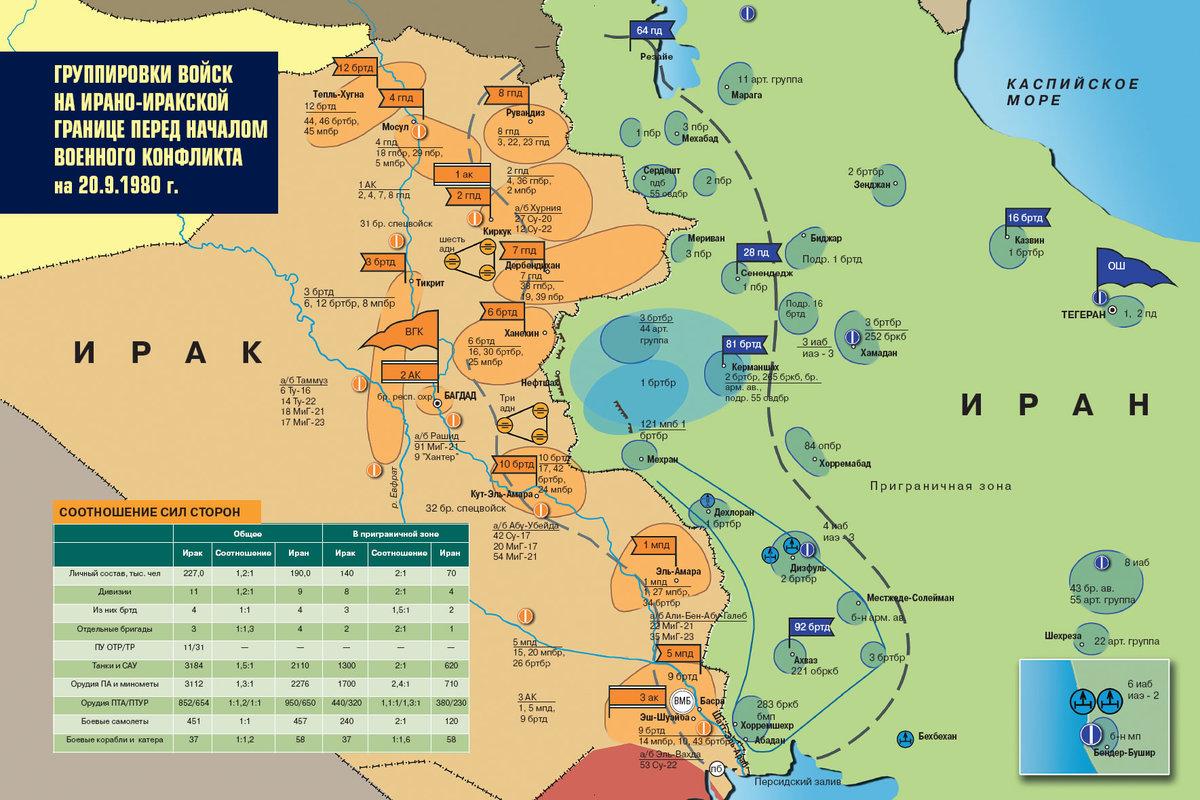 иранская война