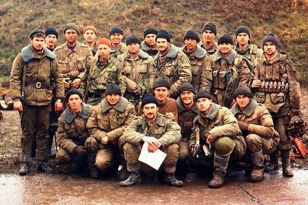 фото чечни во время войны