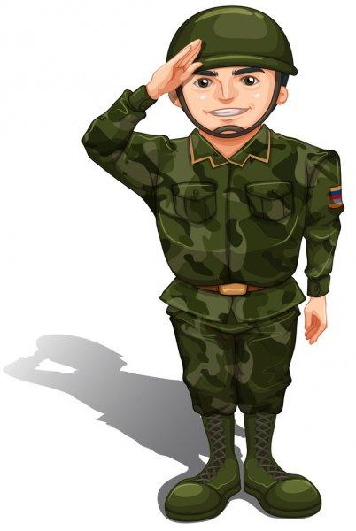 что значит слово солдат