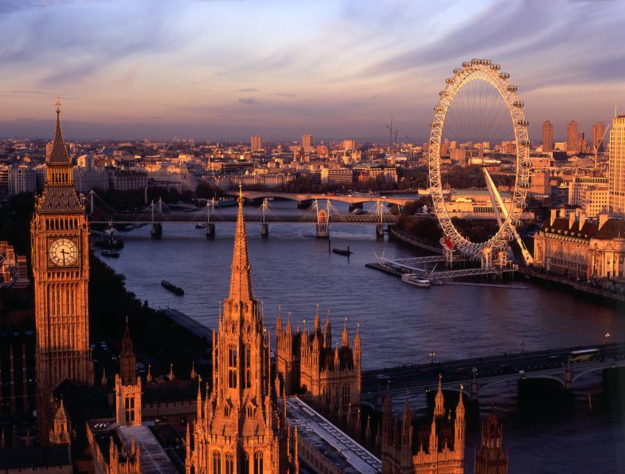 лондон 1666