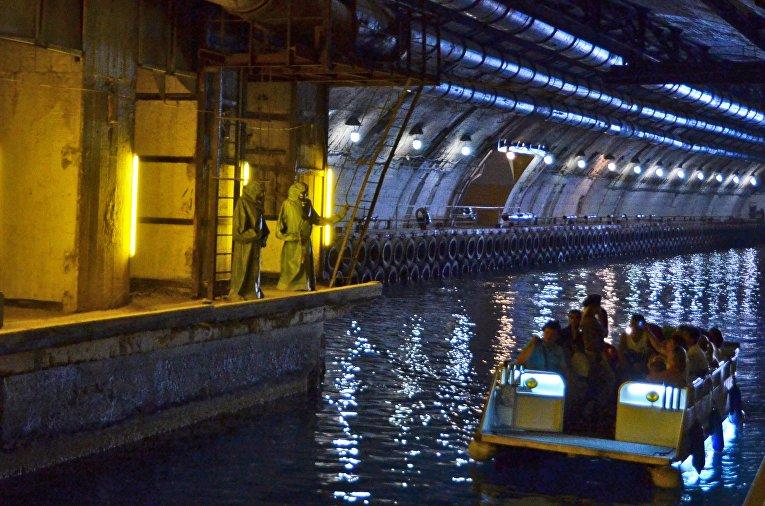 балаклава крым база подводных лодок