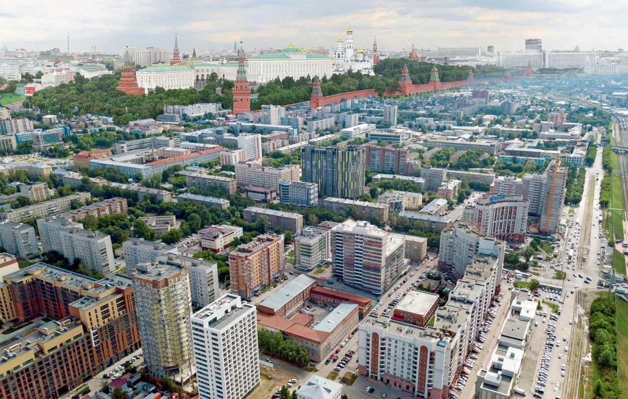 города южной сибири