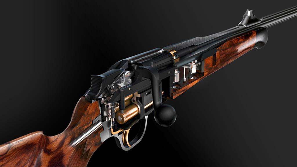 блейзер ружье