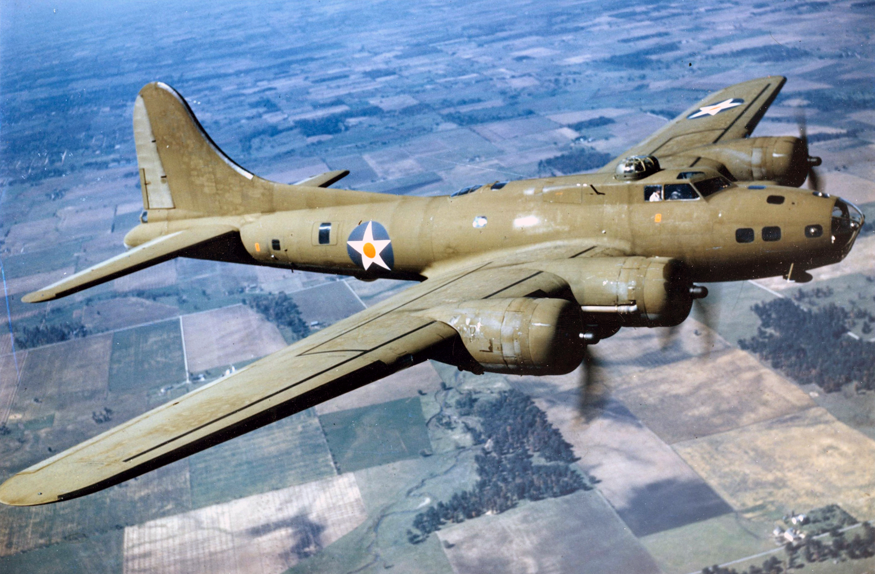 b 17 flying fortress