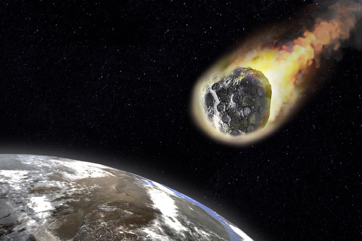 куда упал тунгусский метеорит
