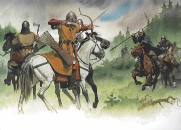 аварский каганат история