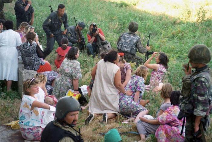 полевые командиры чечни список фото