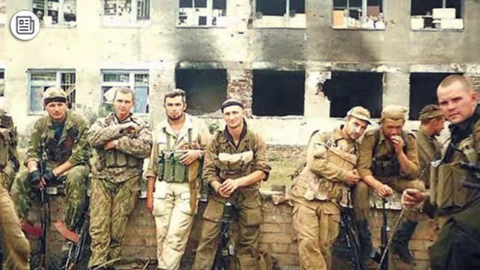 чеченцы казнят русских