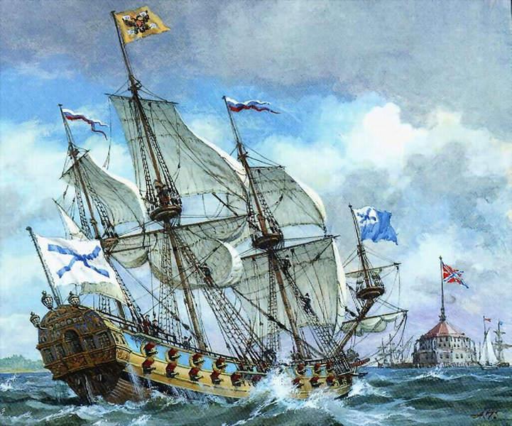 история военно морского флота россии