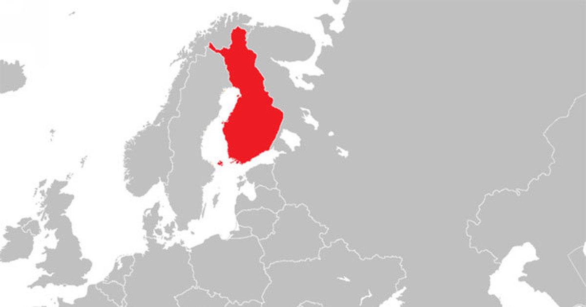 карта финляндии до 1939