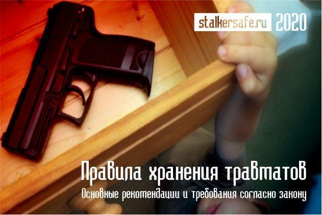 хранение патронов к гладкоствольному охотничьему ружью