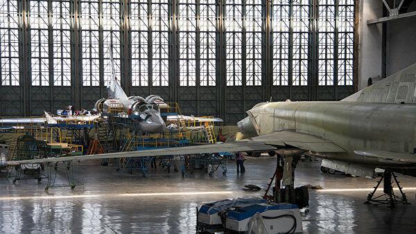 самолетостроение в россии