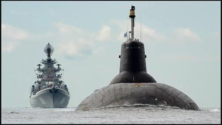 подводные лодки проекта 941 акула