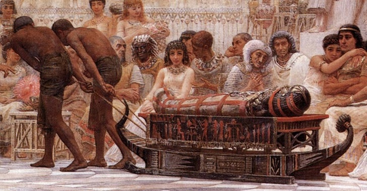 древнеегипетский костюм