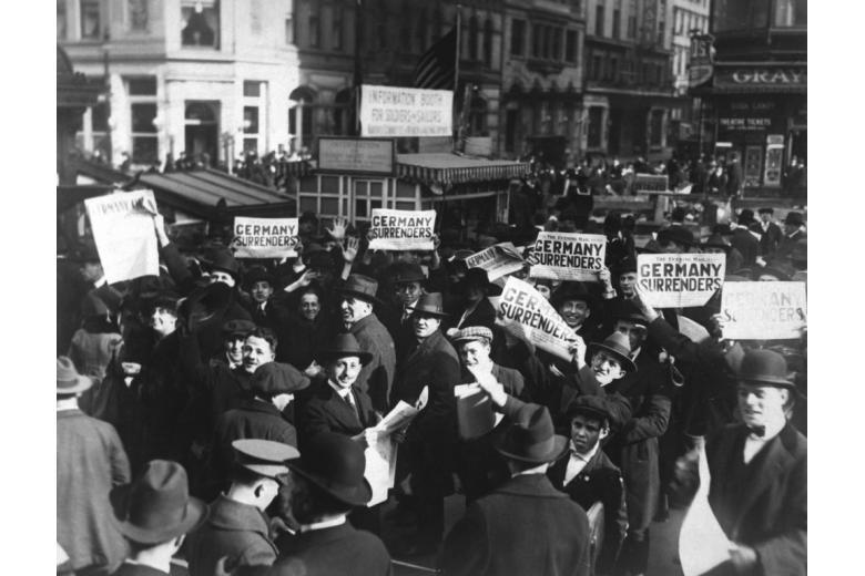 америка в первой мировой войне