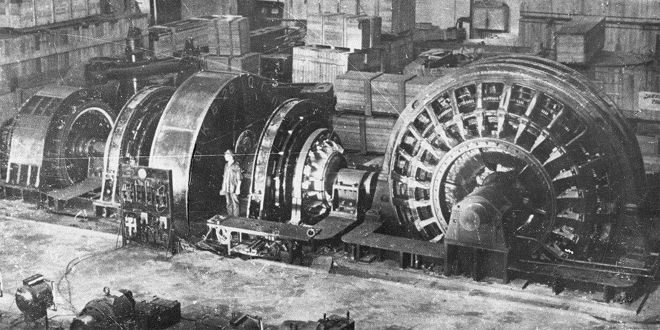 турбинный завод калуга