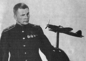 ильюшин авиаконструктор биография