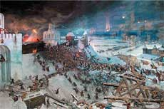 защита рязанского княжества от монголов