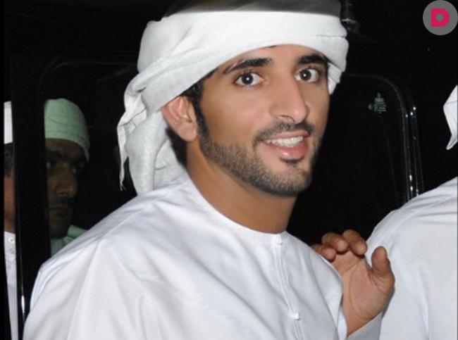 принц арабских эмиратов