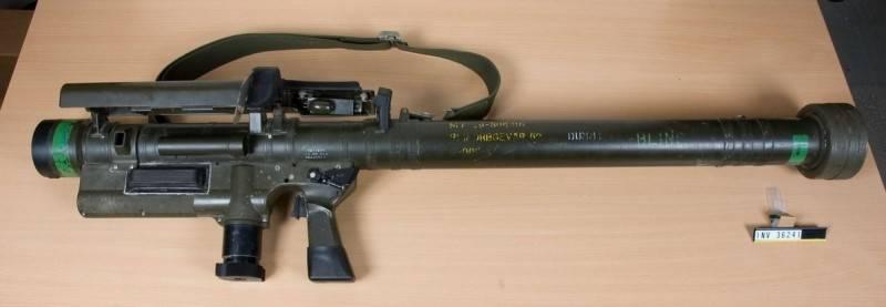 стингер оружие википедия