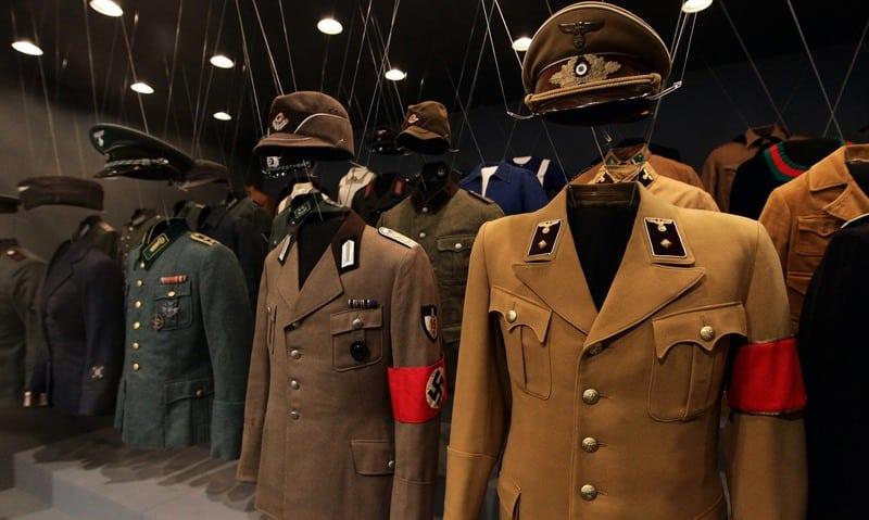 немецкая офицерская форма