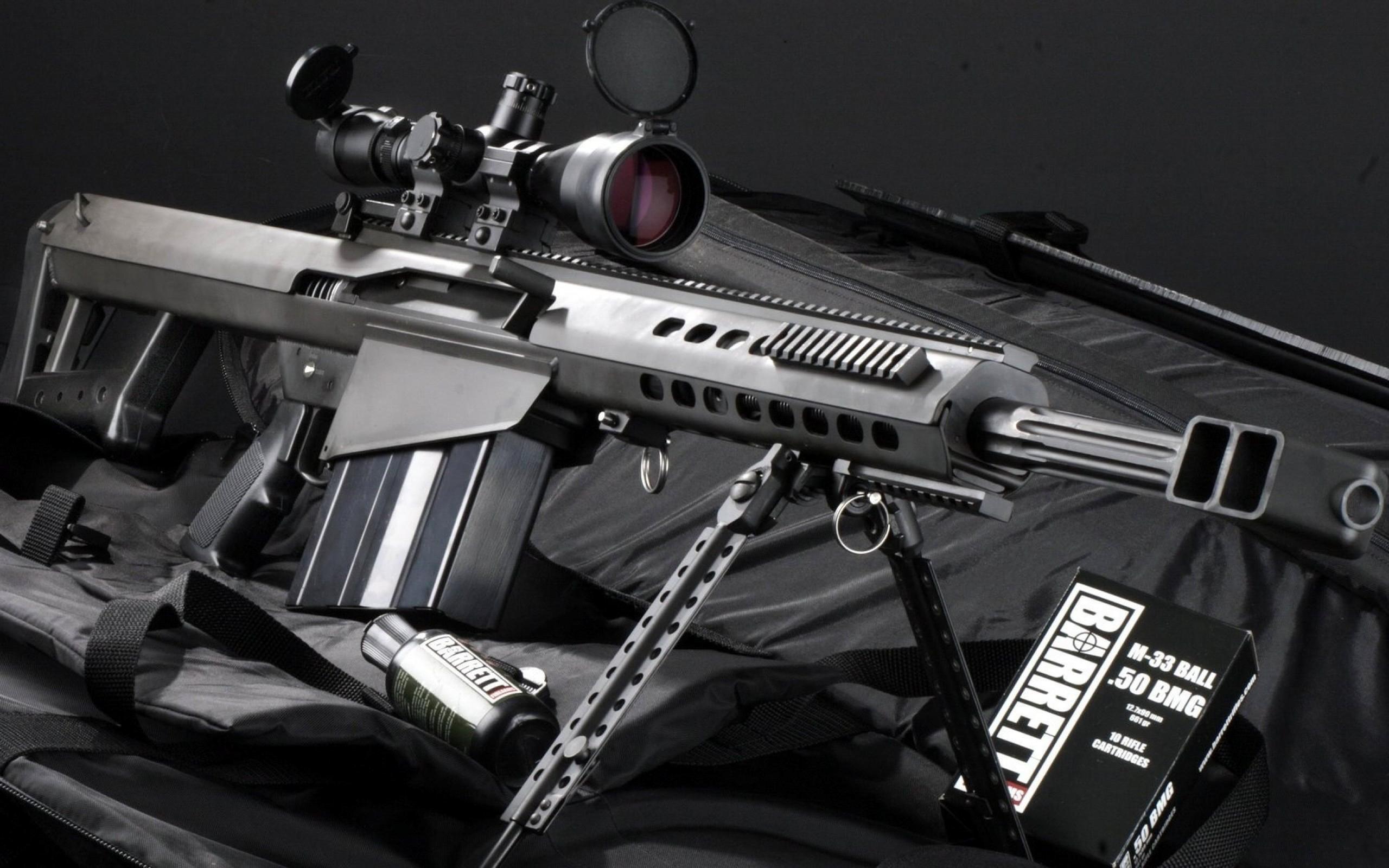 крупнокалиберное оружие